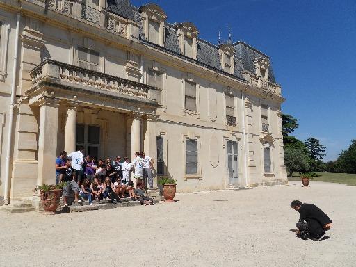 Chateau espeyran