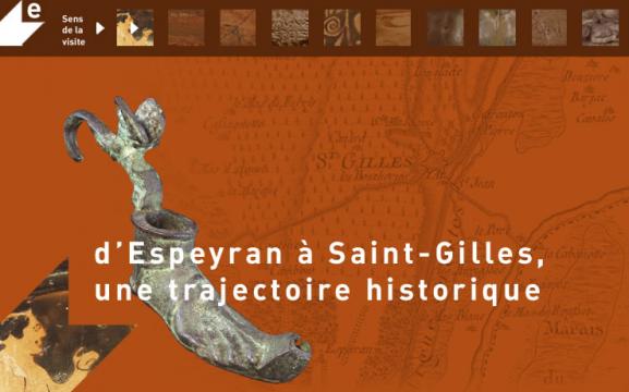 exposition archéologie espeyran